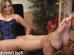 BDSM, Femdom, Foot Fetish, POV