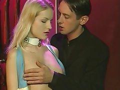BDSM, Blonde, Latex