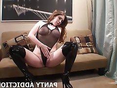 BDSM, Femdom, Lingerie, POV