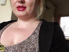 BBW, BDSM, British, Spanking