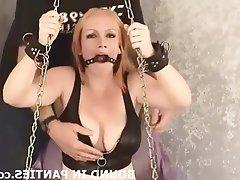 BDSM, Bondage, Lingerie, MILF