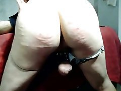 Ass Licking, Spanking, Strapon