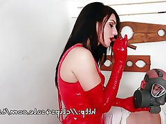 BDSM, Brunette, Femdom, Italian
