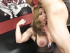 Big Boobs, Big Butts, Blowjob