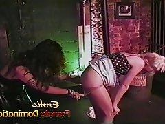 Bondage, Femdom, Mistress, Spanking