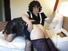 Amateur, BDSM, Spanking