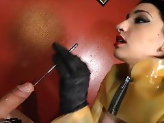 Femdom, Latex, Medical, Mistress