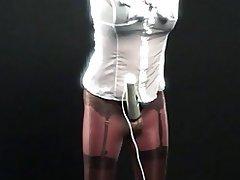 BDSM, Bondage, Pantyhose, Secretary
