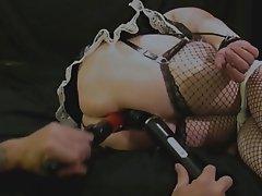 Hardcore, Squirt, Bondage, Maid