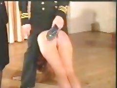 Close Up, Vintage, BDSM, Spanking