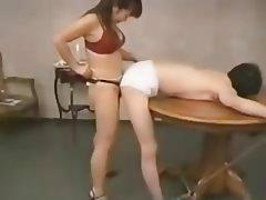 BDSM, Femdom, Anal, Strapon