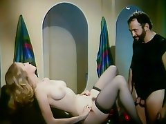 BDSM, Blonde, Hairy, Stockings