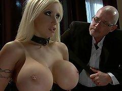 BDSM, Big Tits, Boobs, Submissive