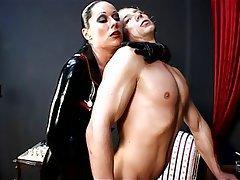 BDSM, Femdom, German, Latex