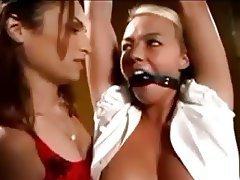 BDSM, Lesbian, Strapon