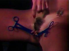 BDSM, Brunette, Hairy, Latex