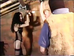 BDSM, Bondage, French, Hairy