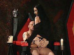 BDSM, German, Femdom, Piercing