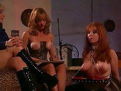 Lesbian, Big Boobs, BDSM, Redhead