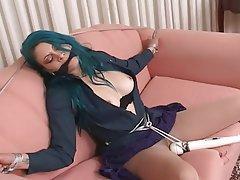 BDSM, Masturbation, Stockings