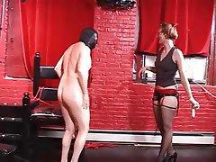 BDSM, Femdom, Strapon
