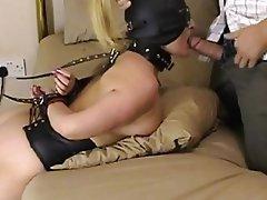 Amateur, BDSM, Blonde, Blowjob