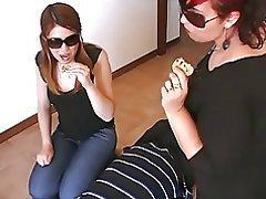 BDSM, Femdom, Italian
