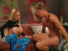 Big Boobs, Blonde, Femdom, BDSM