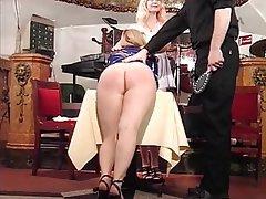 BDSM, Blonde, Latex, Pantyhose