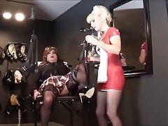 BDSM, Femdom, Medical, Stockings