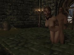 Perils of escaped skyrim slavegirl 08 - 1 part 10