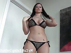 BDSM, Cumshot, Femdom, POV