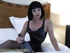 BDSM, Bondage, Femdom, POV
