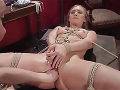 BDSM, Blonde, Bondage, Hardcore