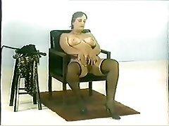 BDSM, Femdom, Hairy, Stockings