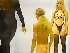 BDSM, Femdom, Spanking, Stockings