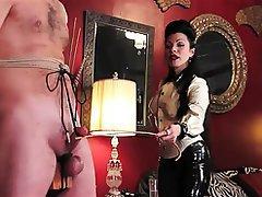 BDSM, Brunette, CFNM